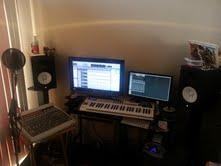 Sacramento home recording studio/real estate news home making