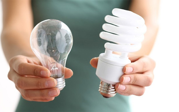 Making the home green energy efficient: lighting /real estate news home making
