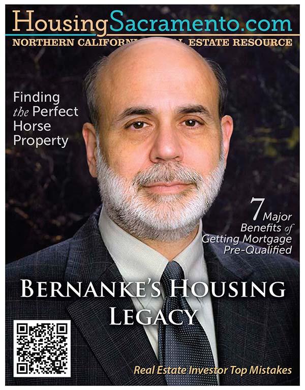 News release Ben Bernanke legacy/