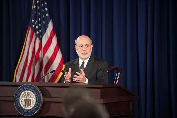 Ben Bernanke /